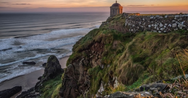 Mussenden Temple  in County Londonderry
